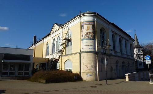 Odeon-Theater Goslar Ecke