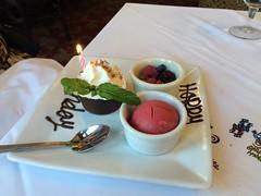 Raspberry Ice Cream (LSW2020) Tags: ruthschrissteakhouse rasberryicecream