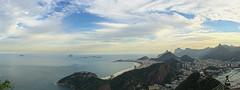 Rio 2015 1204 Pan (Visualstica) Tags: city brazil urban beach brasil ro ciudad playa panoramic stadt urbano podeacar panormica pandeazucar rodejaneiro