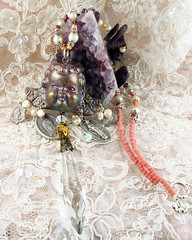 Handcrafted Catholic Medals, Angel Religious Necklace (inspirational) Tags: angel necklace angeles handmade saints sancristobal cherub handcrafted amethyst virginmary infantofprague virgendeguadalupe ourladyofguadalupe gemstone stcristopher religiousmedals catholicjewelry ourladyofmiraculousmedal collarcatolico