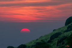 Into the twilight (Rakesh Kumar Dogra) Tags: landscape photography twilight westernghats rakesh rakeshkumardogra
