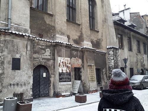 "Barrio judío, Cracovia <a style=""margin-left:10px; font-size:0.8em;"" href=""http://www.flickr.com/photos/141744890@N04/26326759955/"" target=""_blank"">@flickr</a>"