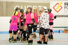 228 (Bawdy Czech) Tags: city dusty oregon lava track dolls flat bend or skate roller april skater anonymous derby dis amara nori elvira 2016 lcrd overbeaters