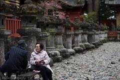 untitled (kenlwc) Tags: people japan temple japanese minolta bokeh sony nikko 80200mm 80200 minoltalens sonya7 minoltaaf80200mmf28