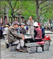 :  (Bruno Zaffoni) Tags: china playing games cina mahjong