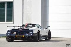 Cinque Roadster (Beyond Speed) Tags: italy 5 supercar cinque zonda roadster v12 pagani