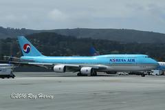 HL7633 at SFO (320-ROC) Tags: sanfrancisco sfo korean boeing boeing747 747 sanfranciscointernationalairport ksfo koreanair sanfranciscoairport koreanairlines 747800 b748 boeing747800 7478b5 boeing7478b5 hl7633