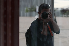 REFLEJO (carlosvmartin) Tags: portrait selfportrait ego autorretrato portraitbnw nikon5300
