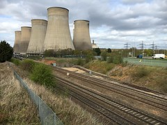 (Sam Tait) Tags: station power ratcliffe towers coal soar upon cooling fired