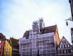 Town Hall Tbingen on review (eagle1effi) Tags: old city morning germany early town nikon experiment kitlens 1855mm altstadt tuebingen tbingen deutchland wrttemberg morgengrauen d5100 dibenga gogenstadt
