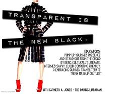 TransparentBlackHeaderC (The Daring Librarian) Tags: fashion pump transparency transparent commonground newblack makeitwork wemta