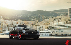 Shadow On The Sun (AdamC3046) Tags: classic cars car top 911 monaco porsche carlo monte seb marques rs supercar 930 carrera 2016 delanney itswhitenoise