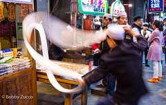 Taffy Maker, Xian China (ZUCCONY) Tags: china cn xian bobby 2016 zucco xianshi shaanxisheng bobbyzucco pedrozucco