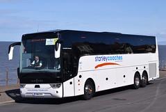 TX16STX  Stanley Coaches (highlandreiver) Tags: county travel bus coach durham tx rally lancashire stanley co stx van blackpool coaches hool tx16 tx16stx