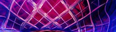 the unravelling (margeois) Tags: abstract geometric blueglass