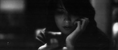 fadings (Shuji Moriwaki) Tags: japan truck dark words eyes pentax sunday feel memories forgotten crop fart end fade conversations cinematic idiots nagasaki 67 rolling laughs aspect caffenol 2391