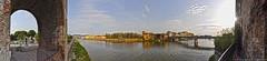 Vista dal palazzotto (Giovanni V.) Tags: italy panorama italia torre it ponte pisa shipyard fortress hdr cittadella gioco fortezza vecchia arsenali