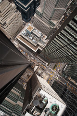 Intersection (NYC) by Navid Baraty (inspiration_de) Tags: nyc rooftop photography