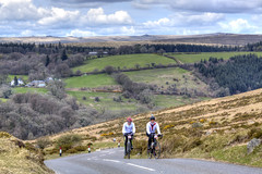 Money Shot of the Day 30/30 (rmrayner) Tags: landscape cycling hill extreme bicycles wilderness tor moor dartmoor 3030 charityride dartmeet sliderssunday april2016amonthin30pictures thedartmoordemon toughasf