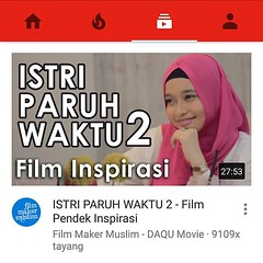 Lagi pingin banget nonton? Tapi males... (miiirawan) Tags: shortmovie youtube filmindonesia filmpendek uploaded:by=flickstagram daqumovie filmmakermuslim pppadaarulquran istriparuhwaktu2 filminspirasi instagram:venuename=pppadarulqur27an instagram:venue=438593857 instagram:photo=11838368729489478001519522149 filmreligi