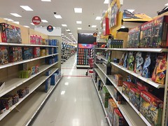 Domestics Backwall / Lego's Aisle (RetailFan) Tags: city original color vintage shopping store tn johnson 94 worlds target 95 93 redcard 756 targetstore