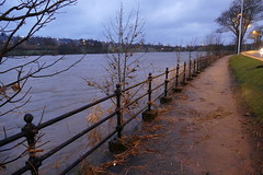 Flooded River Dee Aberdeen (32) (Royan@Flickr) Tags: storm river aberdeen damage dee riverbank floods flooded 20160104