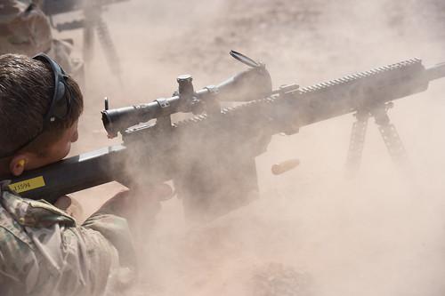 Long-range Marksmanship Training