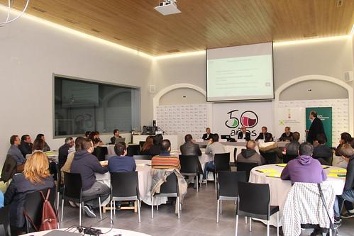 Clausura curso jóvenes agricultores - Requena (11-12-2015)
