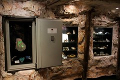 Safe Keeping (Piedmont Fossil) Tags: rock museum sydney australia collection national rough opal gem gemstone