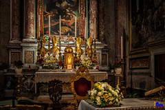 "San Rocco all'Augusteo • <a style=""font-size:0.8em;"" href=""http://www.flickr.com/photos/89679026@N00/24046132581/"" target=""_blank"">View on Flickr</a>"