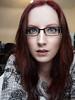 _C190007 (KristinaLilith) Tags: selfportrait glasses redhead specs redhair foureyes selfie