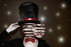 Diced (AngelBeil) Tags: danger hats tricks alphabet wh diced copycats
