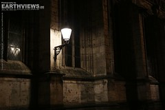 There's a light in the Night (59) (Stefan Beckhusen) Tags: church lamp wall night germany ancient darkness cathedral religion brunswick medieval nightlight spirituality braunschweig brunswiek nichtshot