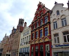 P1030138-Bruges, Belgium (CBourne007) Tags: city architecture buildings europe belgium bruges veniceofthenorth