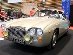 20141109 Rhône Lyon - Epoqu'Auto - Lancia Flavia Zagato Sport -(1964)- (anhndee) Tags: france frankreich lyon classiccars rhonealpes voituresanciennes epoqauto