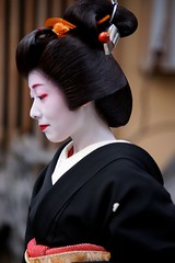 (--4 (nobuflickr) Tags: japan kyoto maiko geiko       miyagawachou   20160118dsc08865