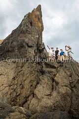 Grottes de Jobourg-15 (Gwenn Dubourthoumieu) Tags: france nature normandie geo ecologie environement crapahut grottesdejobourg