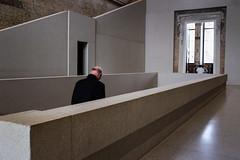 (Kristin Van den Eede) Tags: city color colour berlin museum germany deutschland fuji candid streetphotography indoor berlijn neuesmuseum