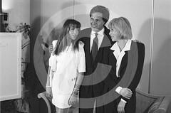 Ana Obregn, Jean Sorel, Mireille Darc - Barcelona, 1990 (Peter CS65 (Barcelona 1990-2000)) Tags: barcelona laura tv series 1990 darc obregon sorel