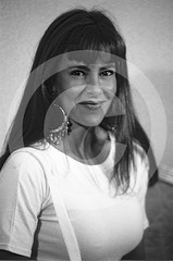 Ana Obregn - Barcelona, 1990 (Peter CS65 (Barcelona 1990-2000)) Tags: barcelona laura ana tv series 1990 obregon