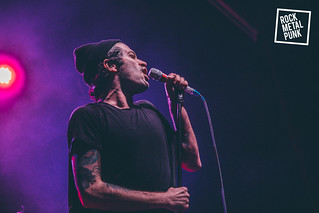 Glassjaw at O2 Ritz, Manchester on 01/2/2016