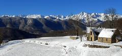 Cominac (Ercé/Ariège) (PierreG_09) Tags: ariège pyrénées pirineos couserans cominac ercé grange étable valier montvalier pasdoiseau redan neige eu