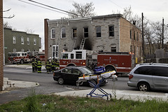 eastbaltimore_2303eastmadisonstreet_010116_fatalarson00007 (Patty Boh) Tags: city fire death cops police maryland charm baltimore east arson