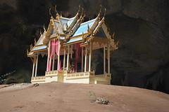 Thailand (moondancer204) Tags: park nature thailand temple am fox thai wat tempel roi yod samroiyod ramav foxreizen prayanakorn prayanakorncave goudenlotus prayanacorngrot