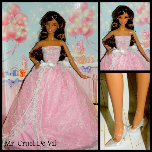 2015 Birthday WishesR BarbieR Doll Hispanic