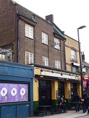Stories, London Fields, E8 (Ewan-M) Tags: england london bars broadway hackney stories londonfields broadwaymarket rgl markethouse formerpub greenekingpub needsrglreview pritchardsplace watneycombereidpub watneyspub themarkethouse storiesonbroadway mothershipgroupbar