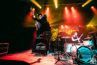Chunk! No, Captain Chunk! at Baltimore Soundstage // 17.02.15 // Shot by Jake Lahah