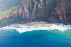 Day 44: Missing You (gupouk) Tags: ocean blue love beach beautiful landscape hawaii waves surreal wave fantasy kauai stunning hi