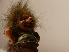 TROLL (jean.trouble) Tags: winter france macro closeup lumix miniature hiver panasonic fantasy faery troll deco conte rve dmcfz1000