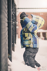 neige (O-KLR Photographie) Tags: snow playing game kid neige enfant jeux jouer